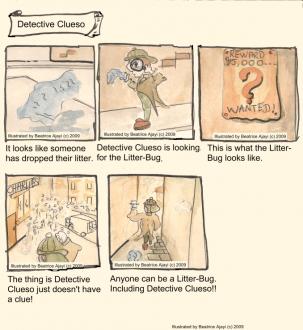 Detective Clueso