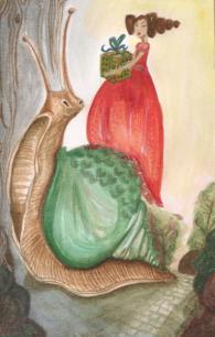 Maki & koshi giant snail