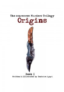 Origins front cover